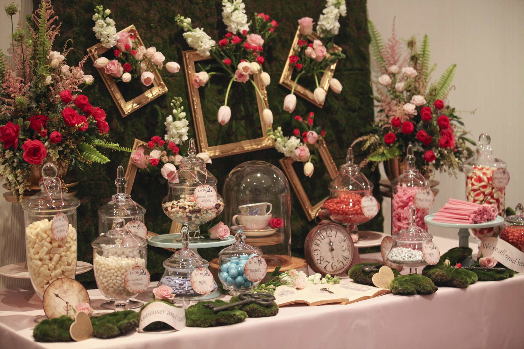 Mad Hatter Party By Style My Celebration